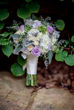 Bridal Flowers. Bouquet with mix flowers Royalty Free Stock Images