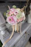 Bridal flowers bouquet Royalty Free Stock Photography