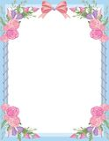 Bridal Frame Royalty Free Stock Photography