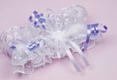 Bridal garter Royalty Free Stock Images