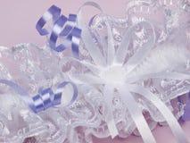 Bridal garter Stock Photo