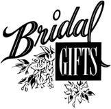 Bridal Gifts Royalty Free Stock Image