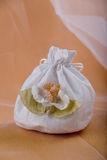 Bridal handbag Royalty Free Stock Images