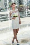 Bridal inspiration Royalty Free Stock Photos