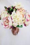 Bridal kwiaty Zdjęcia Royalty Free