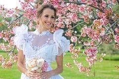 Bridal okwitnięcia Obrazy Stock