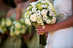 Bridal party Stock Photos