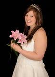Bridal portrait Royalty Free Stock Image