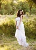 Bridal portrait Stock Photos