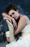 Bridal Pose Stock Images