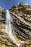 Bridal przesłona Spada w Skalistej góry parku narodowym zdjęcie stock
