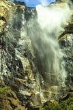 Bridal przesłona Spada Yosemite obrazy stock