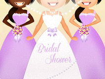 Bridal shower Royalty Free Stock Images