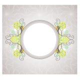 Bridal shower invitation Royalty Free Stock Photography
