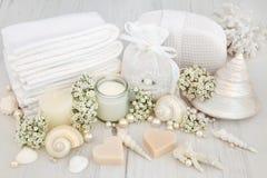 Bridal Spa Beauty Treatment Royalty Free Stock Photo