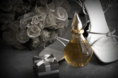 Bridal Still Life II Royalty Free Stock Photo
