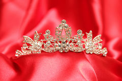 Bridal tiara Royalty Free Stock Images