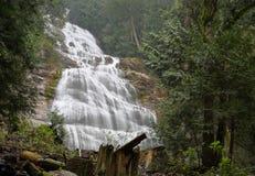 Bridal Veil Falls, British Columbia Stock Photography