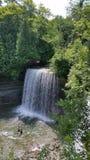 Bridal Veil Falls. Stock Photo