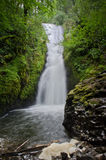 Bridal Veil Falls in Oregon Stock Photo