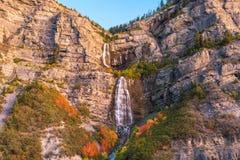 Free Bridal Veil Falls, Provo, Utah Stock Images - 178678514