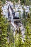 Bridal Veil Falls in the Rockies III Stock Images