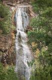 Bridal Veil Falls - Spearfish South Dakota Stock Image