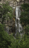 Bridal Veil Falls - Spearfish South Dakota Royalty Free Stock Photos
