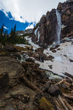 Bridal Veil Falls Telluride Colorado Royalty Free Stock Image