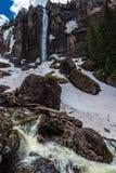 Bridal Veil Falls Telluride Colorado Stock Images