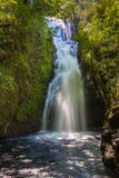 Bridal Veil Falls. Tumbling Waters Of Bridal Veil Falls Along The Columbia River Gorge, Oregon Stock Photos