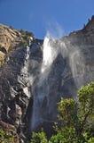 Bridal Veil Falls Yosemite Stock Image