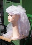 Bridal veil Stock Image