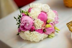 Bridal wedding bouquet Royalty Free Stock Photo