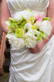 Bridal Wedding Flower Bouquet Royalty Free Stock Photography
