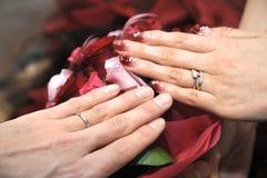 Bridal wizerunek Zdjęcia Royalty Free