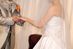 Bridal wizerunek Fotografia Royalty Free