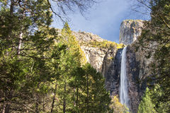 Bridalveil Fall Royalty Free Stock Image