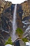 Bridalveil Fall Yosemite Royalty Free Stock Photography