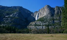 Bridalveil Falls Royalty Free Stock Image