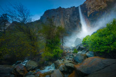 Free Bridalveil Falls Yosemite National Park Royalty Free Stock Photos - 76697868