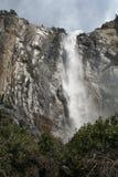Bridalveil nedgångar, Yosemite Fotografering för Bildbyråer