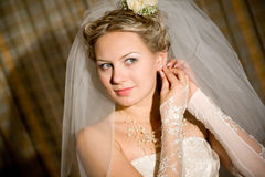 Bride Royalty Free Stock Image