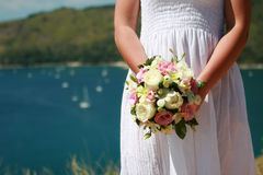 Bride. Royalty Free Stock Photo