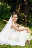 The bride Stock Image
