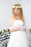 Bride. Royalty Free Stock Photo
