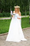 Bride. Royalty Free Stock Images