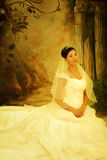 Bride. Wedding portrait of the bride Royalty Free Stock Photos