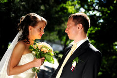 Free Bride And Groom Stock Image - 5861101
