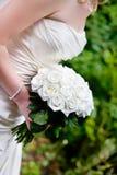 Bride Bouqet Stock Images